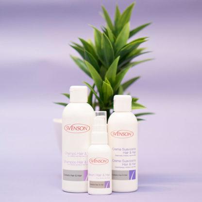 Selección de productos para pelucas